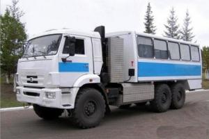 Вахтовый автобус НЕФАЗ-4208-111-30