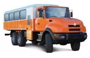 Вахтовый автобус УРАЛ-3255-59