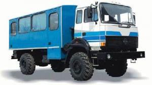 Вахтовый автобус УРАЛ-32552-47