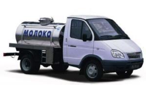 Пищевая автоцистерна 1,3 куб.м. на шасси ГАЗ-3302 «ГАЗель»