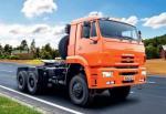 Седельный тягач КАМАЗ-65225-6114-43
