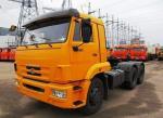 Седельный тягач КАМАЗ-65116-6912-23(А4)