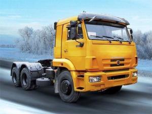 Седельный тягач КАМАЗ-65116-6010-23(А4)