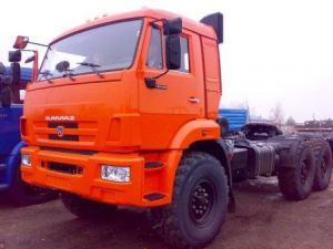 Седельный тягач КАМАЗ-65221-6010-43