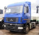 Седельный тягач МАЗ-5440B5-8480