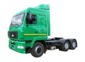 Седельный тягач МАЗ-6430W8