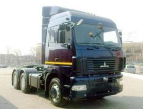 Седельный тягач МАЗ-6430B9-1420