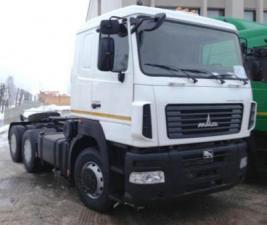 Седельный тягач МАЗ-6430B9-1470
