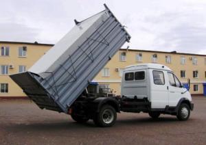 Самосвал ГАЗ-САЗ 35122 , цена 806 000 руб., купить в Санкт-Петербурге :: Самосвалы - PromPortal.su