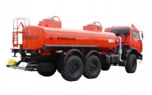 Автотопливозаправщик АТЗ-11(В) мод. 56142-45