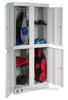 Сушильный шкаф для просушивания влажной и мокрой одежды 4 отделения