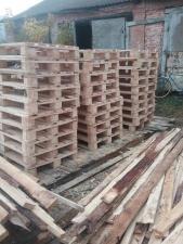 Поддоны деревянные 1200х800
