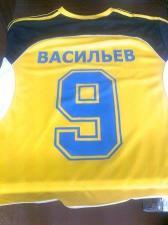 Нанесение фамилии на футбольную форму спб в спб петербург санкт-петербург