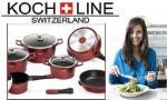 Оригинальная посуда из Швейцарии KOCH LINE