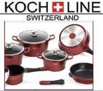 Koch Line, посуда класса люкс