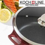 Набор инновационной швейцарской посуды Koch Line