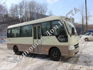 В наличии: Автобус Hyundai County 28+1 мест DLX, 2013 года.
