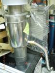 Гибкие нержавеющие подводки для банных печей