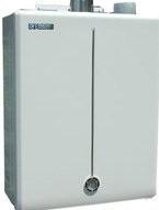 Настенные газовые котлы для отопления до 100 кв. м. и горячей воды