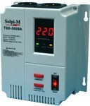TSD-500BA стабилизатор напряжения Solpi-M, электронный (релейный)