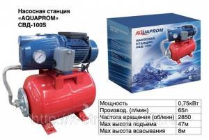 Насосная станция ACВ-800/50
