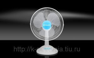 Вентилятор электрический настольный Timberk TEF T16 TC2