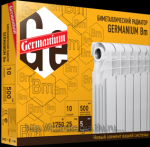 Радиатор биметалл Germanium 500/80
