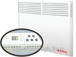 Конвекторы электрические RODA RCH-2000E