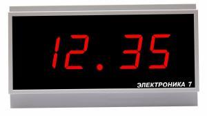 Часы Электроника7-256СМ4