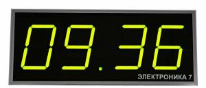 Часы Электроника7-2126СМ4