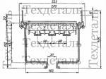 Шинопровод троллейный ШТМ-72, 400А, 660В
