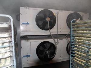 Холодильные камеры для заморозки рыбы
