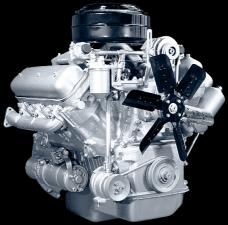 Двигатель ямз-236М2, основная комплектация