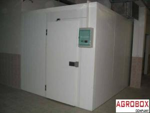 Холодильные камеры, склады и терминалы