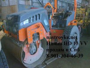 Дорожный каток Hamm HD 13 VV