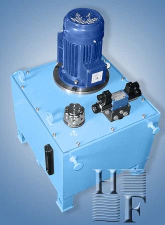 Гидростанция HF-L45.2,2.14,5.2.0.10