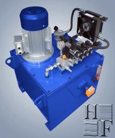 Гидростанция HF-L80.5,5.16.8.3.10
