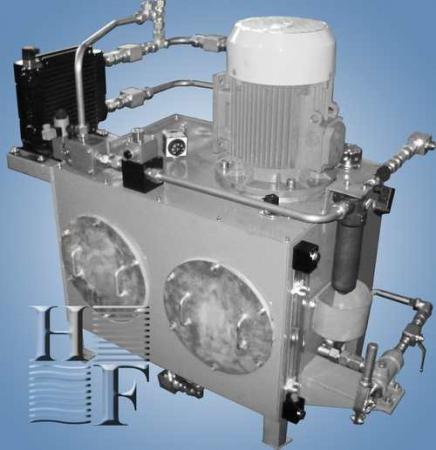 Гидростанция HF-V250.11.27.2.3.11