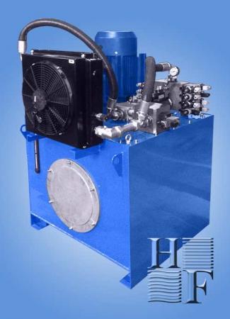 Гидростанция HF-V600.26.273.14.3.11