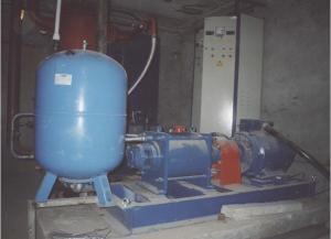 Тепловой гидродинамический насос ТС1-090