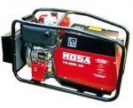 Дизельный сварочный генератор MOSA TS 200 DS/CF