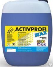 Воск для автомобиля ACTIVPROFI WAX