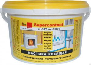 Клей термостойкий, клеящая мастика (от -50 до 1300 С ) Неомид
