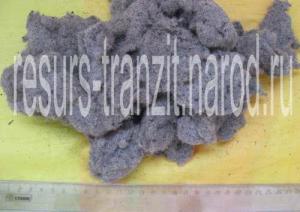 Кордное волокно, Текстильный корд, кордный наполнитель 4,5 руб/кг