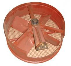Вентилятор в сборе