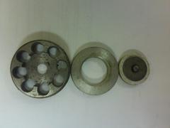Обратный клапан (упор, седло, пластина)