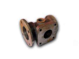 Патрубок обратного клапана (прямой)
