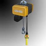 Таль цепная электрическая GIS от 100кг до 5 тонн (Швейцария)