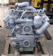 Новый двигатель ямз 236Д на трактор Т-150К