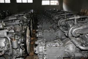 Двигатели ЯМЗ-238М2 (V8), ЯМЗ-238Б (V8) турбо, ЯМЗ-238Д